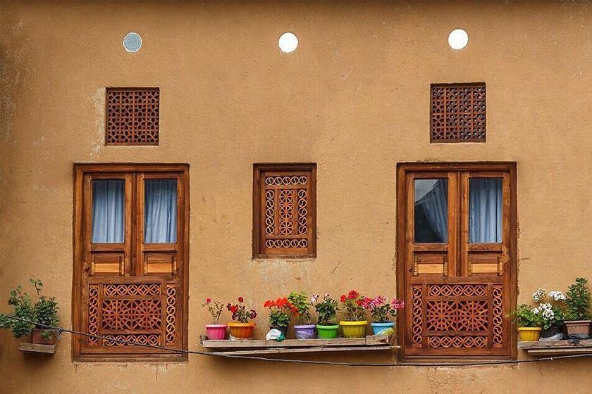 رنگ کاهگل تهران