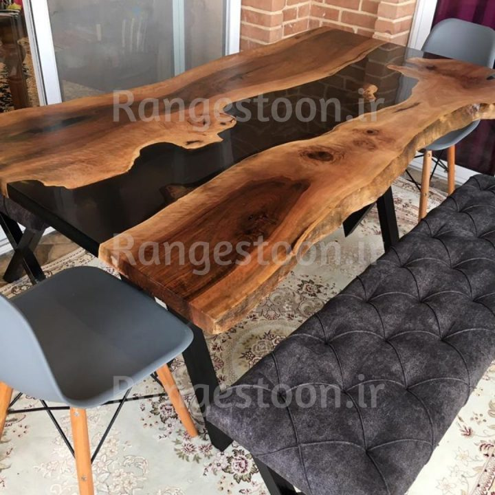 فروش رزین چوب